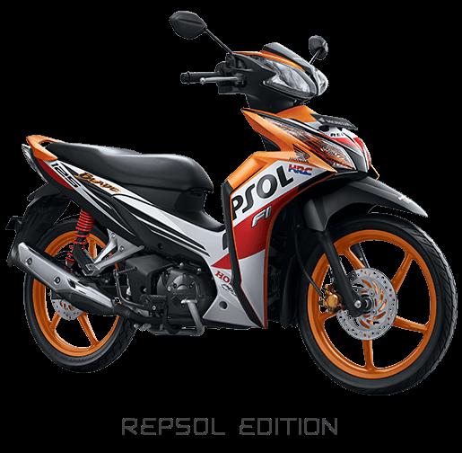 Blade 125 FI Repsol Edition