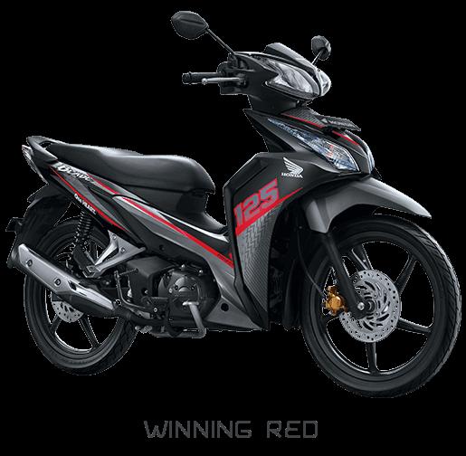 Blade 125 FI Winning Red