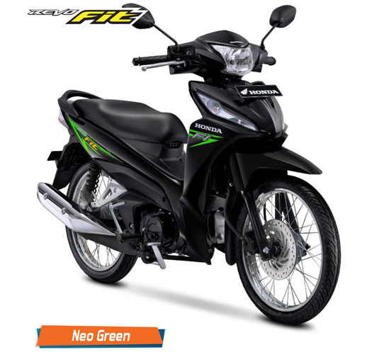 Revo X Neo Green