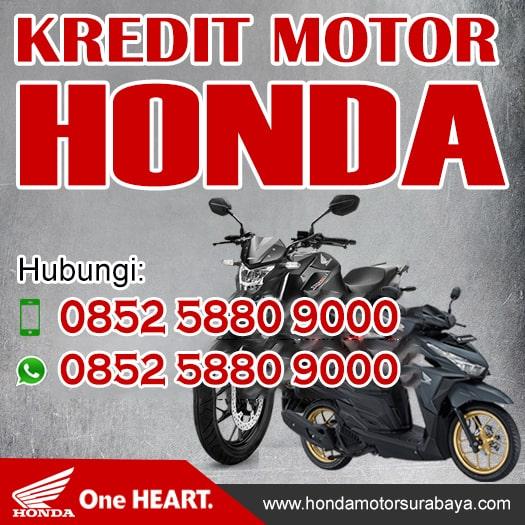 Dealer Resmi Motor Honda Surabaya Kredit Motor Honda Paling Murah Di Surabaya Gresik Sidoarjo